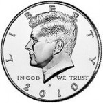 US Mint Sales: 2010 Kennedy Half Dollars Debut
