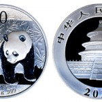 2010 Chinese Gold and Silver Pandas