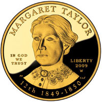 Margaret Taylor First Sposue Gold