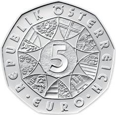 5 Euro Obverse