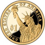 US Mint Sales: 2010 Presidential Dollar Proof Set Debuts