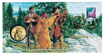 Sacagawea Coin Cover