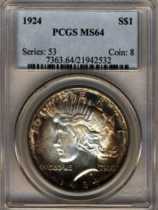 PCGS Graded Coin