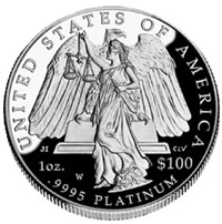 2008 Platinum Eagle