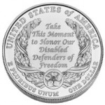 US Mint Sales: 2010 American Veterans Disabled for Life Silver Dollars Debut