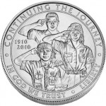 Why Is There a Girl on the Boy Scouts Coin?