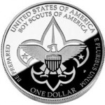 US Mint Sales: Boy Scouts Silver Dollar Opening Sales Figures