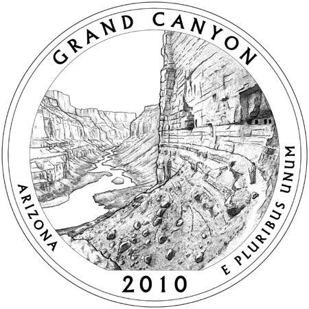 Grand Canyon Quarter