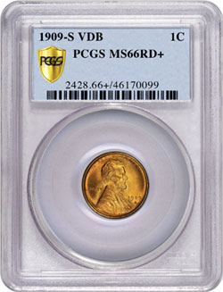 Photo courtesy of PCGS