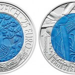 Austrian Mint Releases Renewable Energy Silver and Niobium Coin