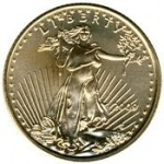 One Ounce American Gold Eagle Mintage Doubles From Prior Year, Up 966% From Two Years Ago