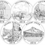2010 America the Beautiful Quarters Release Schedule