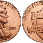 2010 Lincoln Cent Two Roll Set on Sale