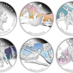 Perth Mint Issues Famous Ballets Silver Proof Coin Set