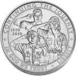 US Mint Sales: Boy Scouts Silver Dollars Reach 76% of Maximum