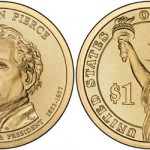 Franklin Pierce Featured on Presidential $1 Coin