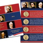 2010 Presidential Dollar Uncirculated Coin Set on Sale