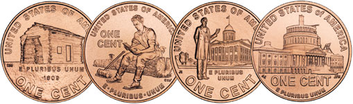 2009 Lincoln Cents