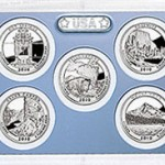 US Mint Sales: 2010 America the Beautiful Quarters Proof Set Debuts