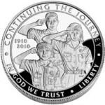US Mint Sales: Still No Boy Scout Silver Dollar Sell Out