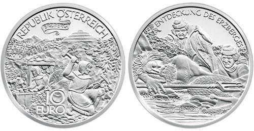 Erzberg-Silver-Coin