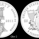2011 Medal of Honor Commemorative Coin Design Candidates
