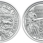 "Austrian Mint Launches ""Rome on the Danube"" Silver Coin Series"