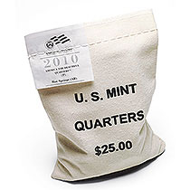 America the Beautiful Quarters Bags