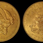 Two Rare Gold Double Eagles in Historic ANA Exhibit