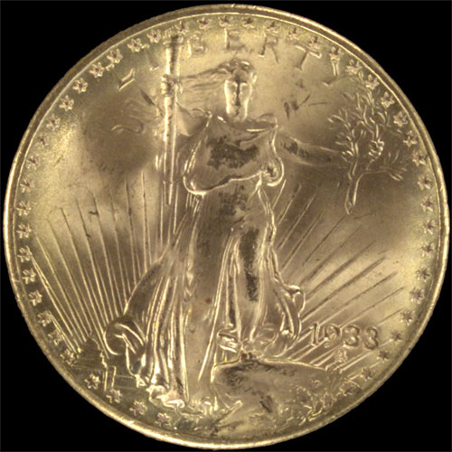 1933 Saint Gaudens Double Eagle