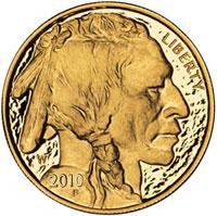 2010 Gold Buffalo