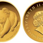Perth Mint Releases 2010 Australian Koala Gold Proof Coin