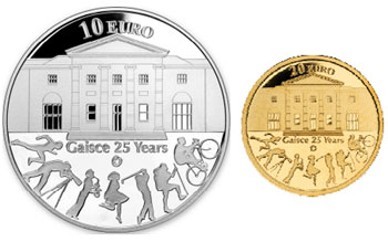 Graisce Gold and Silver Coins