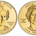 Sales End for Letitia & Julia Tyler First Spouse Gold Coins