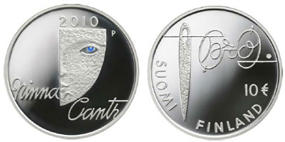 Minah Canth and Equality Silver Coin
