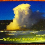 Yellowstone National Park Quarter Covers Created by Collector