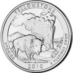 US Mint Sales: Yellowstone Quarters and Jane Pierce $10 Gold Debut