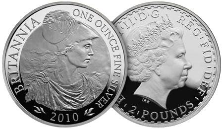 2010 Silver Britannia