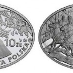 Silver Coin Issued for 400th Anniversary of the Battle of Klushino