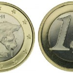 Estonian Euro Coin Production Begins at Mint of Finland