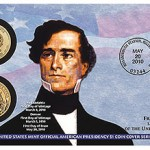 Franklin Pierce Presidential Dollar Coin Cover on Sale