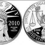 US Mint Sells 10,000 Platinum Eagles