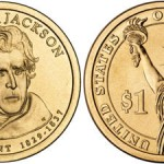 Sales End for Andrew Jackson Presidential Dollar Bags and Rolls