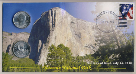 Yosemite Quarter Cover
