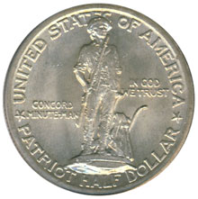 Silver Commemorative Coin
