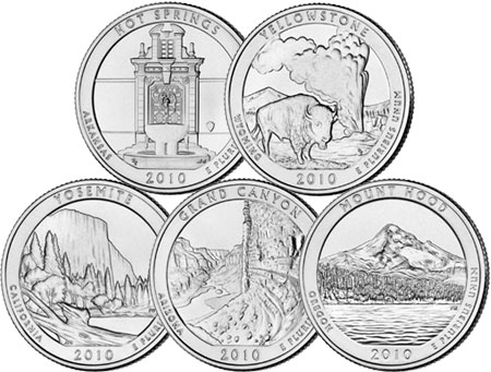 2001 New York State Quarter