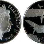 Coin Marks 70th Anniversary of the Battle of Britain