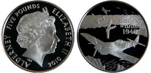 Battle of Britain Coin