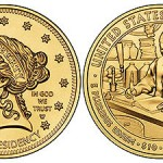 US Mint Offers James Buchanan's Liberty Gold Coins and Medals
