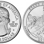 US Mint Offers Grand Canyon Quarter Numismatic Bags and Rolls